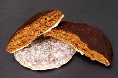 Nuremberg gingerbread Royalty Free Stock Photography