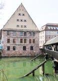 Nuremberg histórica Foto de archivo libre de regalías