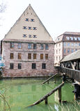 Nuremberg histórico Foto de Stock Royalty Free