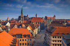 Nuremberg. Stock Photos