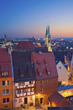 Nuremberg. Royalty Free Stock Image