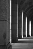 Nuremberg Kongresshalle. Arches around the Hitler's Palais des Congres, Nuremberg, Germany Stock Image