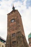 Nuremberg, Medieval White Tower Royalty Free Stock Photos