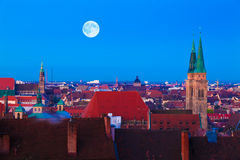Nuremberg (Nürnberg), Germany Stock Photos