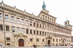 Nuremberg podróż Fotografia Stock