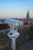 Nuremberg view point Stock Photography