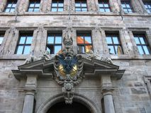 Nurenberg Στοκ εικόνα με δικαίωμα ελεύθερης χρήσης