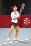 Nuria Llagostera Vives (ESP), tennis player Royalty Free Stock Photography