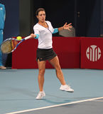 Nuria Llagostera Vives (ESP), tennis player Royalty Free Stock Photos