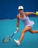 Nuria Llagostera Vives, estrela de tênis de Spain Imagens de Stock