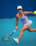 Nuria Llagostera Vives, estrella de tenis de España Imagenes de archivo