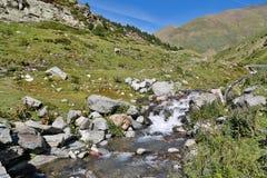 Nuria Valley Imagem de Stock Royalty Free