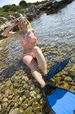 nurkować Zdjęcie Royalty Free