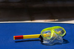 nurkowa maska Zdjęcie Royalty Free