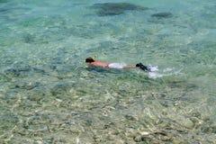 - nurkowanie Fotografia Stock