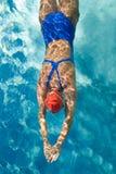nurkowanie Obrazy Royalty Free