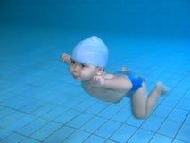 nurkowanie Obraz Royalty Free