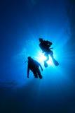 nurkowy akwalung Zdjęcie Royalty Free