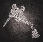 Nurkowy sporta pojęcie Fotografia Stock