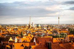 Nurnberg city in Germany Stock Photo