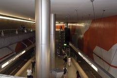 Nurnberg metro Obrazy Stock