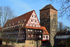 Nurnberg. Royalty Free Stock Photo