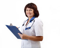 Nurse. Royalty Free Stock Image