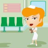 Nurse Royalty Free Stock Images