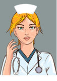 Nurse Royalty Free Stock Images