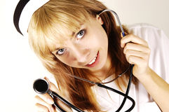 Nurse Stock Photo