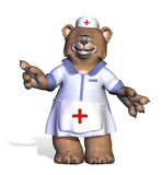 Nurse Bear Stock Photos