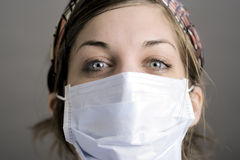 Nurse Close-up Stock Photo