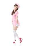 Nurse costume Stock Images
