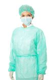 Nurse or doctor Royalty Free Stock Photography