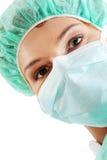 Nurse or doctor Royalty Free Stock Photo