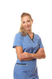 Nurse or Doctor Stock Photo