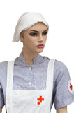 Nurse doll Royalty Free Stock Photo