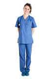 Nurse full length Stock Photos