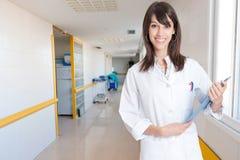 Nurse at the hospital Royalty Free Stock Photography