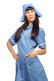Nurse isolated on white background Stock Photo