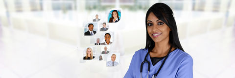 Nurse Stock Photography