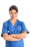 Nurse portrait Royalty Free Stock Photography
