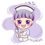 Nurse__vector_2 иллюстрация вектора