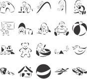 Nursery vector illustration