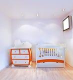 Nursery detail Stock Image