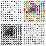 100 nursery icons set vector variant. 100 nursery icons set vector in 4 variant for any web design isolated on white Vector Illustration