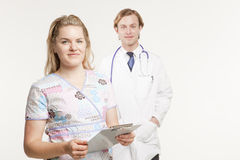Nurses are needed Royalty Free Stock Photo
