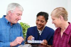 Nursing royalty free stock photography