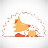 Nursing Animal Cartoon Stock Images