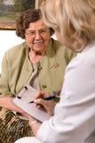 Nursing home Royalty Free Stock Photography
